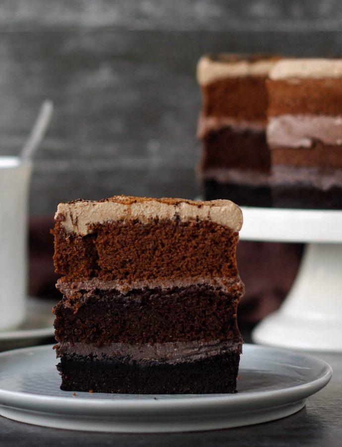 Задание 1. ПП торт Шоколадный