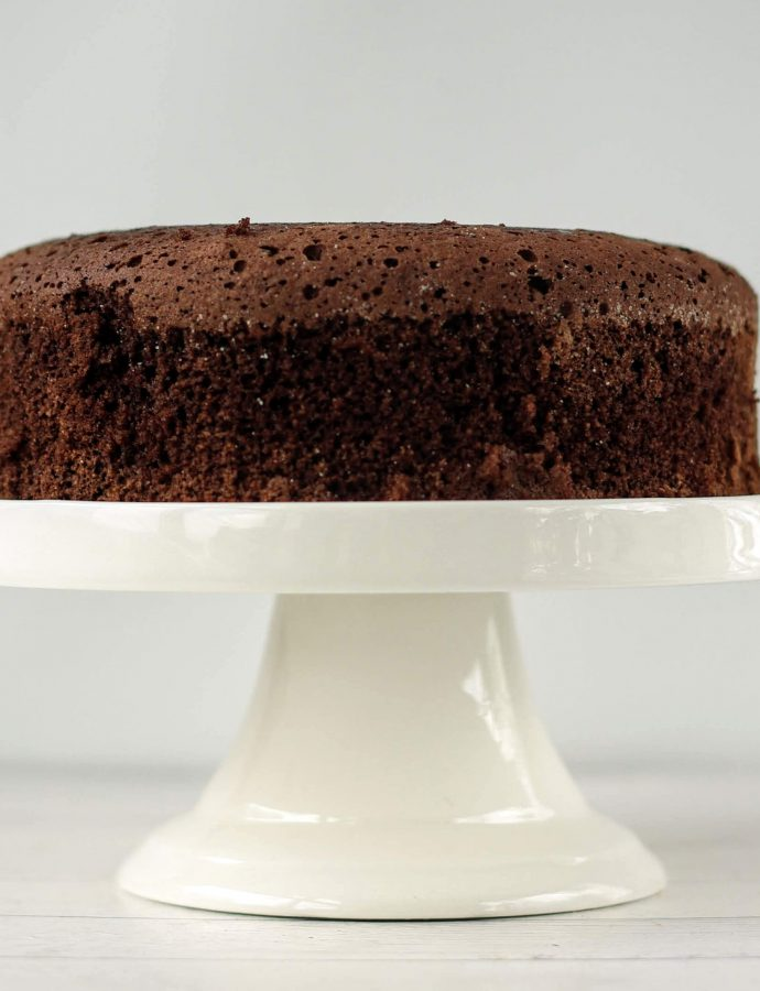 Урок 2. Шоколадный ПП бисквит. Как выбрать какао