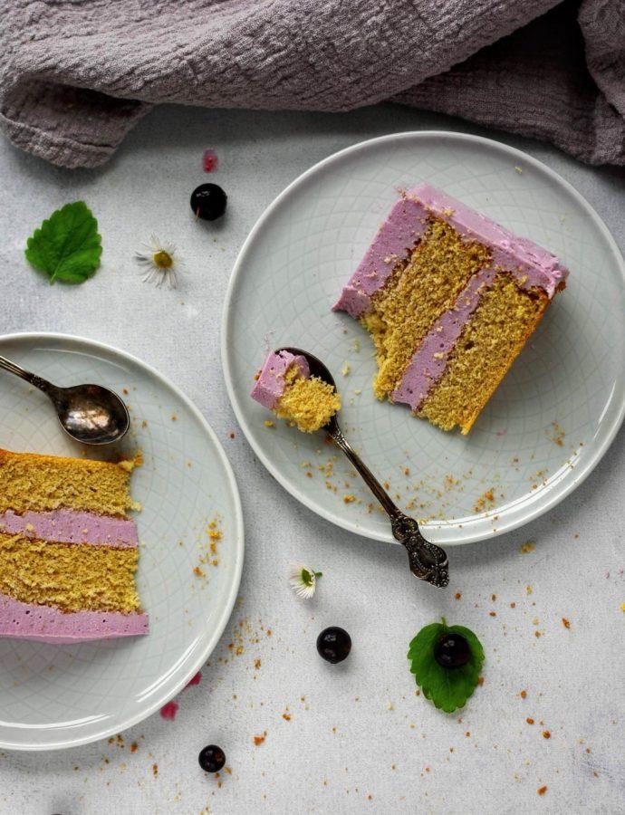 Задание 5. ПП торт Черная смородина