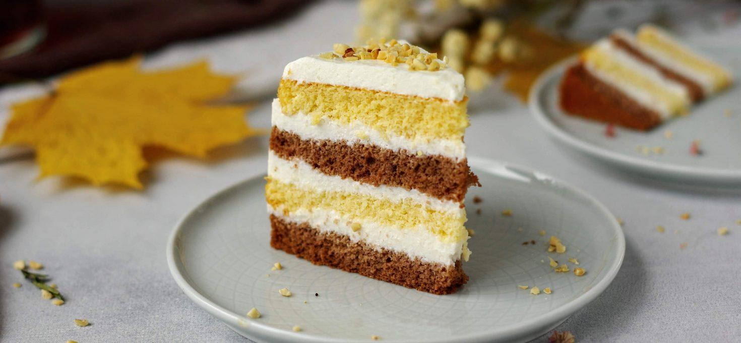 Задание 4. ПП торт Полосатый Осенний