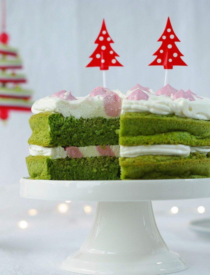 Задание 10. ПП торт Новогодний