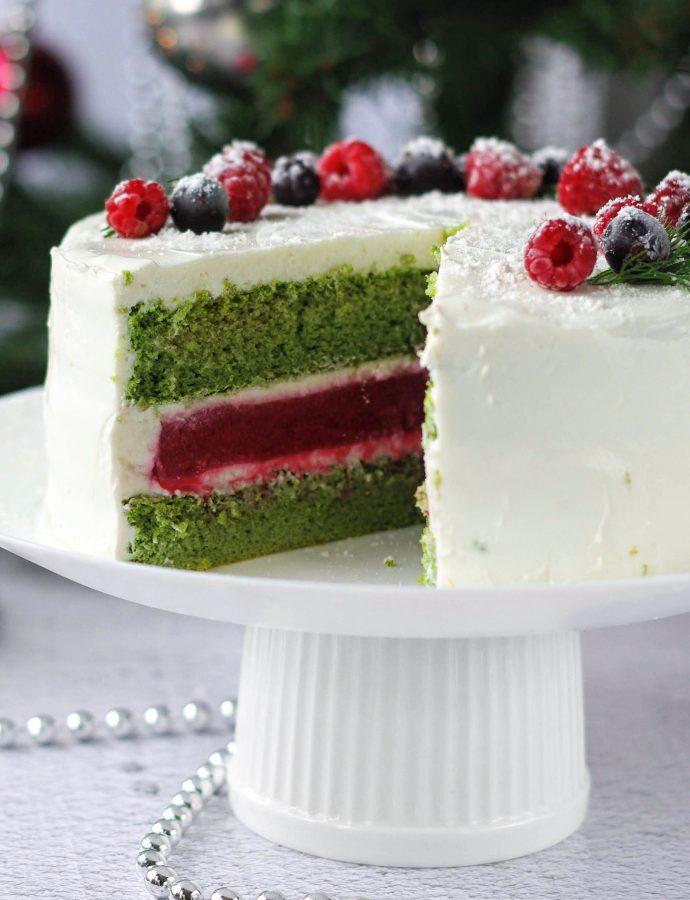 Задание 2. ПП торт Новогодний Pro