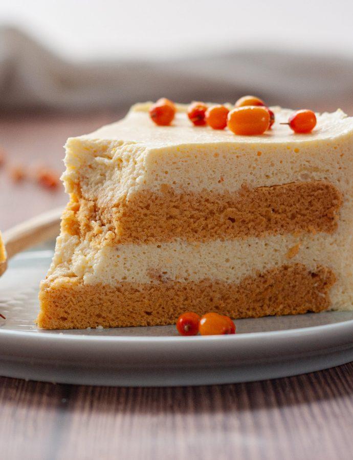 Урок 5. ПП крем для торта муссовый